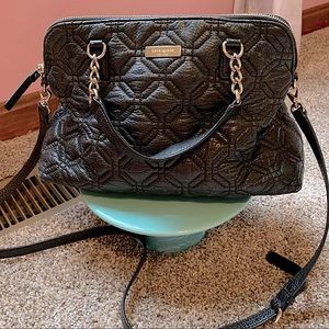 Kate Spade Quilted Crossbody USED